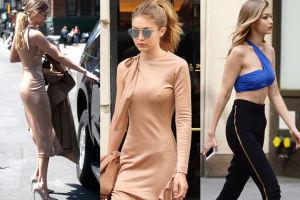 Gigi Hadid choruje na anoreksję? (ZDJĘCIA)