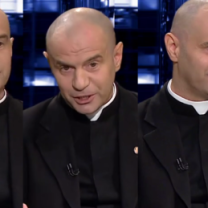 "Ksiądz robi ""coming out"" na antenie TVN24: ""Jestem heteroseksualny!"""