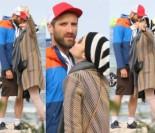Koroniewska całuje Dowbora nad morzem i robi selfie (ZDJĘCIA)