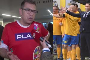 """Orłoś o Wielkim Meczu TVN vs. WOŚP: """"Grałem tylko kilka minut. To skandal!"""""""