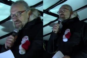 """Kijowski pod Sejmem: """"Żaden mój błąd nie powinien mieć wpływu na waszą wiarę!"""""""