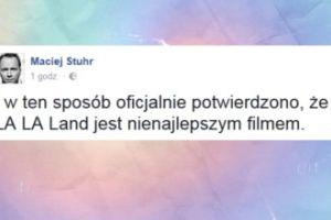 Maciej Stuhr podsumował oscarową wpadkę