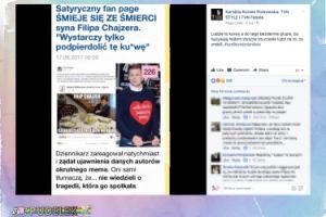 """Korwin Piotrowska ostro o memie o synu Chajzera: """"Ludzie to ku*wy!"""""""