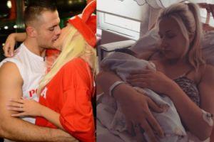 """Eliza z """"Warsaw Shore"""" urodziła! """"Witaj moja mała księżniczko"""" (FOTO)"""