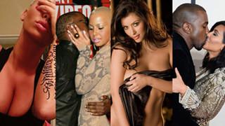 Dziś urodziny Kim Kardashian i Amber Rose. Zgadniecie, ile mają lat? (ZDJĘCIA)