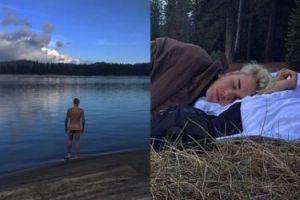 Justin Bieber pokazał tyłek na Instagramie... (FOTO)