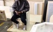 Kanye West został... BLONDYNEM!
