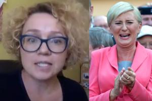 """Keszka też apeluje do Agaty Dudy: """"Pani Prezydentowo, proszę zacząć się szanować"""""""