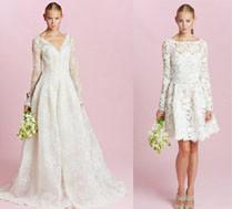 OSTATNIA kolekcja sukien de la Renty!