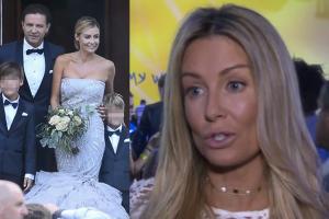 """Zakochana Rozenek: """"Małżeństwo mi służy, mój mąż mi służy bardzo i ja mojemu mężowi"""""""