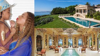 Beyonce wyszła ze szpitala! Zamieszkała z bliźniakami w posiadłości wartej 54 MILIONY dolarów (ZDJĘCIA)