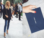 Kasia Tusk poleciała do Mediolanu na pokaz Armaniego
