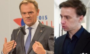 Krzysztof Bosak o Donaldzie Tusku: