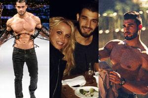 Britney Spears spędziła Sylwestra z nowym kochankiem (FOTO)