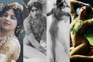 RETRO: 140 lat temu urodziła się Mata Hari (ZDJĘCIA)