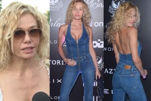 """44-letnia """"Żona Hollywood"""" radzi Polkom: """"Dużo snu, siłownia i DOBRY SEKS. Tak dbam o urodę!"""""""