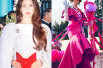 """Lana Del Rey podróżuje w czasie dla magazynu """"Flaunt"""""""