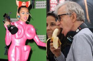Miley Cyrus zagra w... serialu Woody'ego Allena!