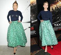 Jennifer Lopez czy Maggie Grace?
