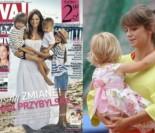 """Mama Przybylskiej opowiada o córce: """"Chciała mieć czwórkę dzieci"""""""