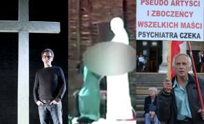 W warszawskim teatrze pokazano... SEKS ORALNY z papieżem Janem Pawłem II!