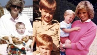 Brytyjska rodzina królewska pokazała NIEPUBLIKOWANE WCZEŚNIEJ fotografie Diany!
