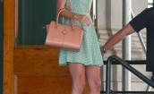 Taylor Swift wychodzi z mieszkania. Najlepsze stylizacje (GALERIA)