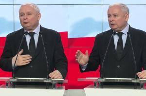 """Kaczyński o wezwaniu Tuska do prokuratury: """"To nie ma nic wspólnego z moją osobą! Mogę przysiąc NA KAŻDĄ ŚWIĘTOŚĆ!"""""""