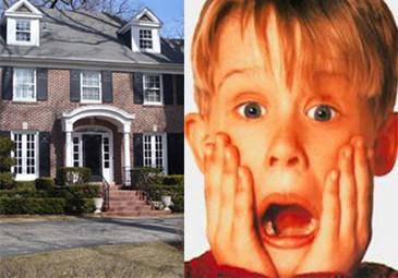 """Fan kupił dom z """"Kevin sam w domu""""! (WIDEO)"""