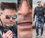 52-letni Rutkowski w butach za 3 tysiące i aparacie na zębach... (ZDJĘCIA)