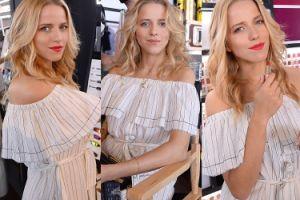 Jessica Mercedes promuje sponsora w Cannes (ZDJĘCIA)