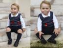 Nowe, oficjalne zdjęcia księcia Jerzego!