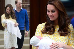 Fryzjerka przyjechała do Kate... godzinę po narodzinach córki!