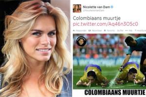 Kolumbia SKARŻY SIĘ DO ONZ na holenderską aktorkę!