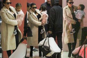 PIERWSZE ZDJĘCIA Kim Kardashian po porodzie!