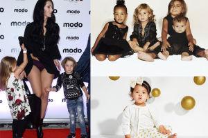 Polska blogerka będzie promować z dziećmi markę Kim Kardashian!