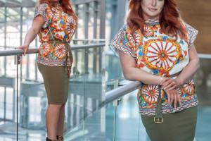 Grycan w koszuli Dolce & Gabbana!