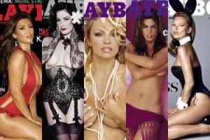 """Najlepsze okładki """"Playboya"""" - tego już nie zobaczymy! (FOTO)"""
