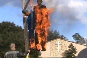 Tak protestowano po wyborze Obamy... (ZDJĘCIA)