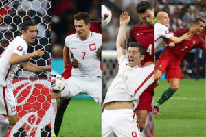 Tak polska reprezentacja walczyła na Euro! Dziękujemy (ZDJĘCIA)