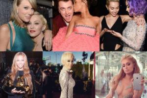 Rozdanie Grammy w obiektywie gwiazd (GALERIA)
