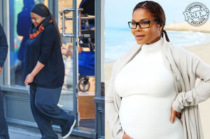 """Janet Jackson oficjalnie potwierdza ciążę: """"Dziękujemy Bogu za to błogosławieństwo!"""""""