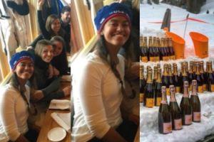 """18-letnia córka Obamy imprezuje w Aspen! """"Balowała z dziećmi multimilionerów. Wypili 200 butelek szampana"""""""