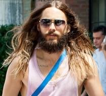 Zarośnięty Jared Leto!
