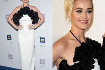 Katy Perry w falbanach walczy o prawa człowieka