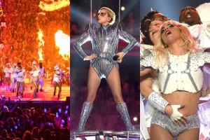 Zobaczcie koncert Lady Gagi na Super Bowl 2017 (ZDJĘCIA)