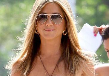 Aniston jest w ciąży?! Z KIM?