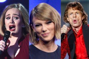 Taylor Swift zarobiła w tamtym roku 73 MILIONY DOLARÓW!