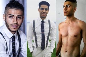 """CIACHO TYGODNIA: Seksowny Egipcjanin zagra nowego """"Aladyna"""" (ZDJĘCIA)"""