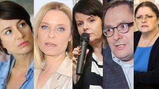 Gwiazdy i politycy komentują walkę o zakaz aborcji... (ZDJĘCIA)